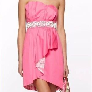 Lilly Pulitzer Crystal Dress in Hotty Pink